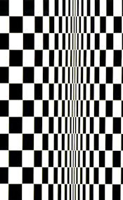 Example of Op Art Style